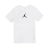 Nike 短袖 Jordan Jumpman 男款 白 基本款 小Logo 快乾 百搭款【ACS】 CW5191-102