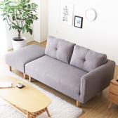 【日本品牌MODERN DECO】賽斯托日系簡約雙人+凳組/4色/H&D東到家居