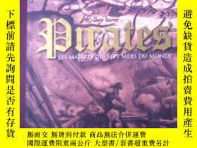 二手書博民逛書店pirates罕見海盜(插繪版)非英文19139 MARCO C