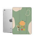 平板保護套 ipad2019新款10.5air3平板筆槽保護套1718版9.7英寸第五六代可愛網紅pro11蘋果電腦T