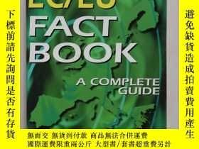 二手書博民逛書店EC EU罕見FACT BOOK sixth editionY8