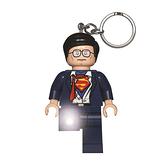 LEGO 樂高新版 超人便服 鑰匙圈