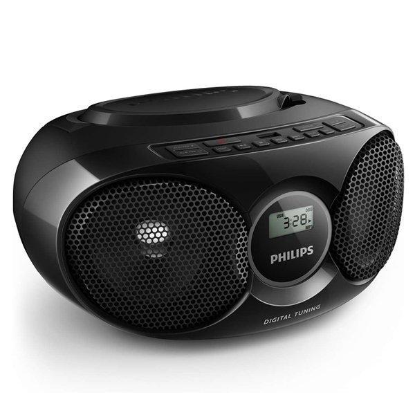 免運費 PHILIPS 飛利浦 CD/USB 手提播放機/手提音響 AZ318