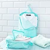 Storage衣物縮小包2入組-綠-生活工場
