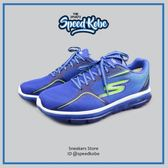 Skechers 慢跑鞋 寶藍綠 氣墊 運動 Go Air 2 男 54235BLLM -SPEEDKOBE-