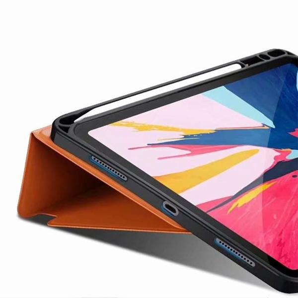 蘋果 iPad Pro 11吋 2018 Pro 12.9吋 2018 纖彩二代皮套 智能休眠 筆槽 平板皮套 支架 平板保護套