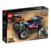 【南紡購物中心】【LEGO 樂高積木】Technic 科技系列 - 越野車 LT-42124