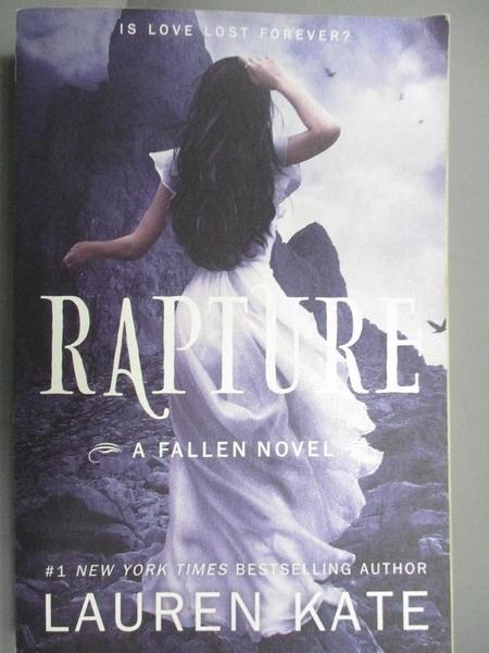 【書寶二手書T3/原文小說_CRI】Rapture_Kate, Lauren