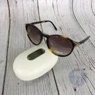 BRAND楓月 CHLOE 玳茂色 琥珀色 摺疊 墨鏡 太陽眼鏡 配件 精品