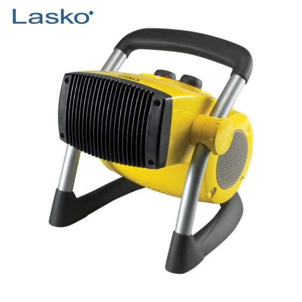 [Lasko 美國]ApisHeat小小蜂 多功能渦輪循環暖氣流陶瓷電暖器 5919TW【門市展示】