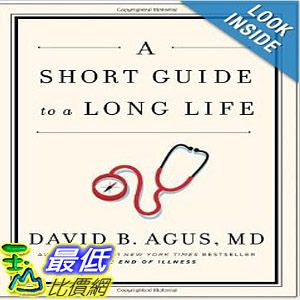 【103玉山網】 2014 美國銷書榜單 A Short Guide to a Long Life  $657