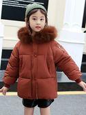 新款韓版短款女孩冬裝羽絨棉服外套加厚