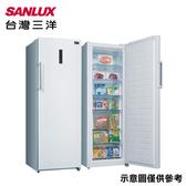 【SANLUX三洋】250公升冷凍櫃SCR-250F