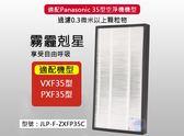 【尋寶趣】集塵過濾網 除霾 適用Panasonic 國際牌空氣清淨機VXF35/PXF35型 JLP-F-ZXFP35C
