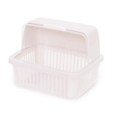 瀝水架收納盒廚房置物架放碗箱碗碟架餐具【奇趣小屋】