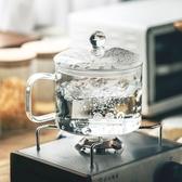 泡麵碗 可加熱泡面碗帶蓋日式大容量易清洗微波爐可用網紅玻璃透明泡面碗 熊熊物語