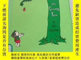 二手書博民逛書店The罕見Giving Tree(精裝,館藏)Y23470 Sh