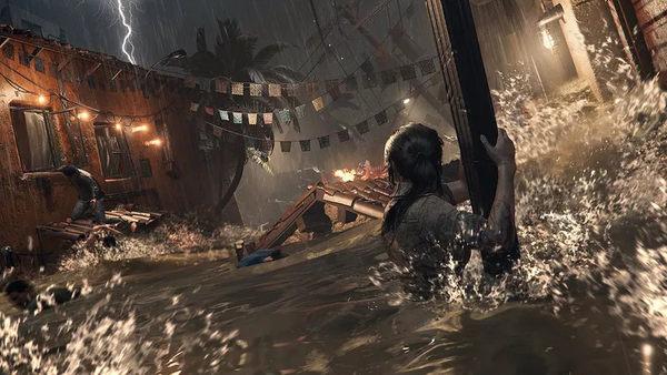 [下標折30]免運費 可刷卡●揭開聖三一的謎底●PS4 古墓奇兵 暗影 中文版 Shadow of the Tomb Raider