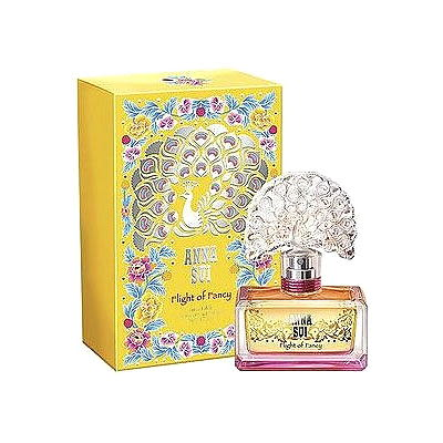 Anna Sui Flight of Fancy 逐夢翎雀淡香水 50ml