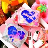 化妝包鐳射少女大容量便攜旅行洗漱收納包【奇趣小屋】