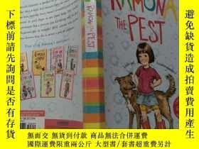 二手書博民逛書店ramona罕見the pest:害蟲雷蒙娜.Y200392