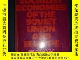 二手書博民逛書店the罕見socialist economies ofthe s