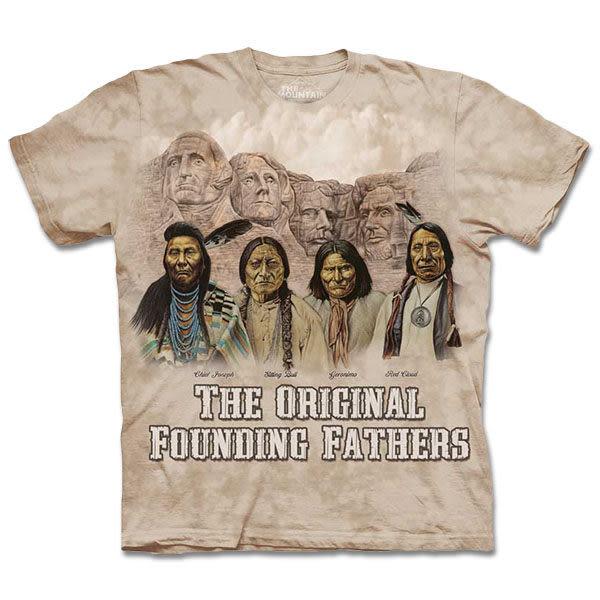 『摩達客』 (預購) 美國進口【The Mountain】自然純棉系列 開拓者 T恤(10413045150a)
