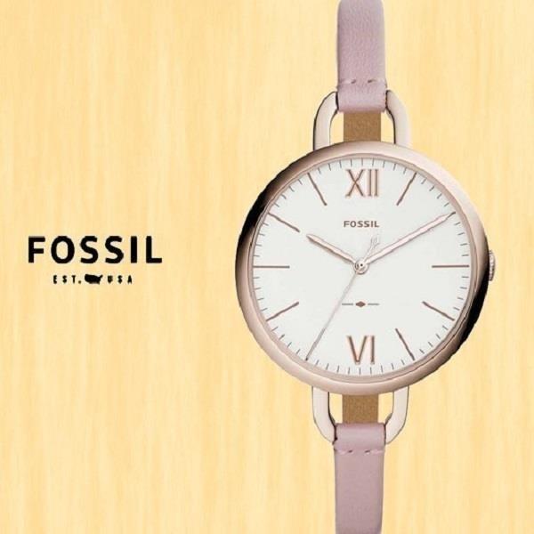 【南紡購物中心】FOSSIL美國品牌ANNETTE THREE簡約時尚淑女腕錶ES4356公司貨