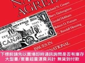 二手書博民逛書店Can罕見Nations Agree? Issues In International Economic Coop