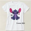 *Yvonne MJA*美國迪士尼預購區限定正品 限量版 美女與野獸聯名 史迪奇 女款精緻上衣