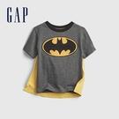 Gap男幼童 Gap x Marvel 漫威系列短袖T恤 708034-灰色