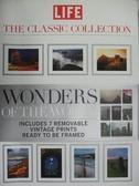 【書寶二手書T9/地理_XBZ】Life Wonders of the World_Sullivan, Robert (