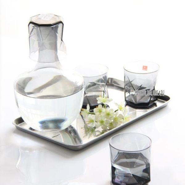 人工吹制玻璃彌勒涼水壺時尚生活冷水壺果汁壺