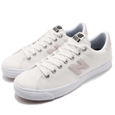 New Balance 休閒鞋 NB 210 N字鞋 米白 白 帆布 平底鞋 韓系 復古 運動鞋 女鞋【PUMP306】 AM210OFWD