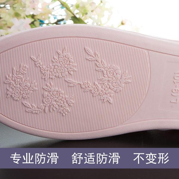 月子鞋春秋冬產後防滑產婦夏季夏天薄款包跟軟底厚底孕婦拖鞋秋季