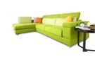 【歐雅居家】雷妮絲L型沙發-進口貓抓布 / 沙發 / 布沙發 /三人沙發 / 獨立筒坐墊