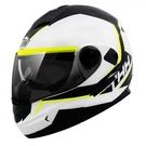 【東門城】THH T-797A+ ENIX (白/黑黃) 可掀式安全帽 雙鏡片 (新品預購)
