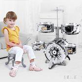 爵士鼓 大號架子鼓 兒童初學者幼兒寶寶3-6歲打鼓樂器爵士鼓小孩玩具男孩OB1716『易購3c館』