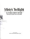 二手書博民逛書店 《Misty s Twilight》 R2Y ISBN:059046972X
