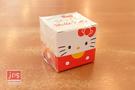 Hello Kitty 凱蒂貓 造型盒裝便利貼 紅 963435