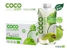 【COCO XIM】有機椰子水 330ml/12入(箱購優惠)
