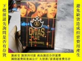 二手書博民逛書店流行天后現場演唱會罕見DVD ( 光盤編號1073)Y3210