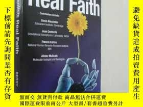 二手書博民逛書店Real罕見Scientists Real FaithY8571