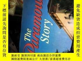 二手書博民逛書店精裝the罕見paramount storyY180595 Si