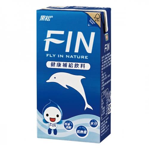 黑松FIN 健康補給飲料(鋁箔包)300ml*6入【合迷雅好物超級商城】