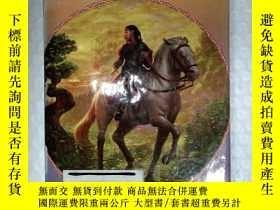 二手書博民逛書店CIRCLE罕見OF MAGIC Daja s book 英文英