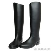 雨鞋女高筒夏時尚雨靴女長筒水鞋女士防滑膠鞋水靴 優家小鋪