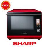 預購 SHARP 水波爐 AX-XP4T 雙層燒烤 紅外線濕度溫度感應 公貨 AX-XP4T(R)