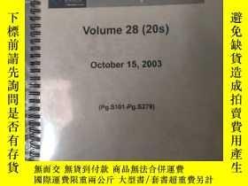 二手書博民逛書店Spine罕見. Volume29.Number11Y396215