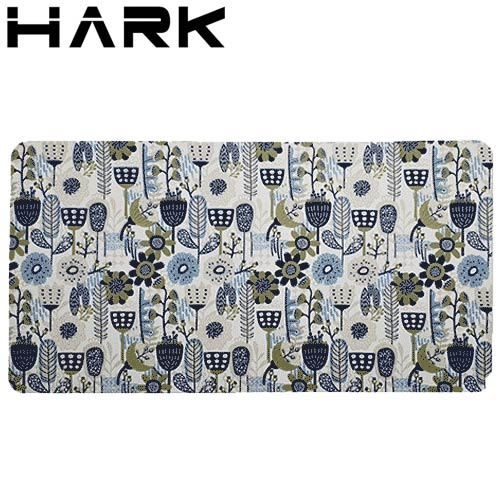 HARK 鍵盤防塵/滑鼠墊/擦拭布 三合一鼠墊 花草